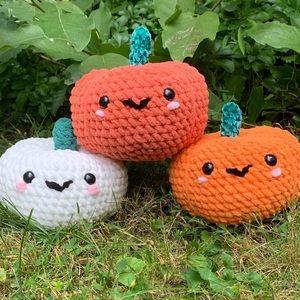 Crochet Pumkin